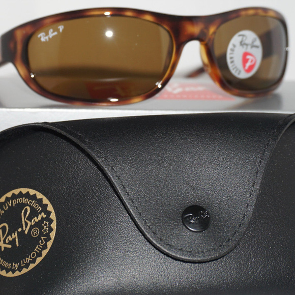 aaa5878437 RAY BAN Sunglasses Polarized RB4033 642 47 60 130